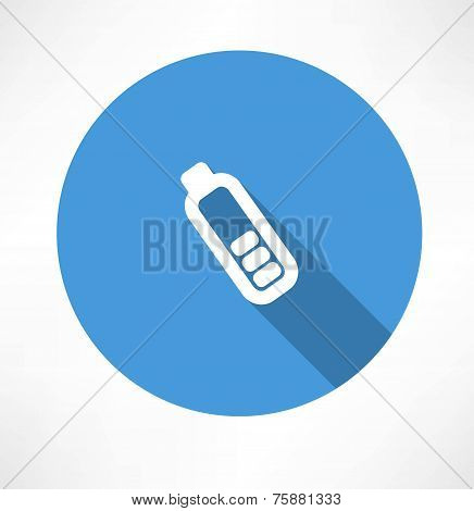 Simple battery icon