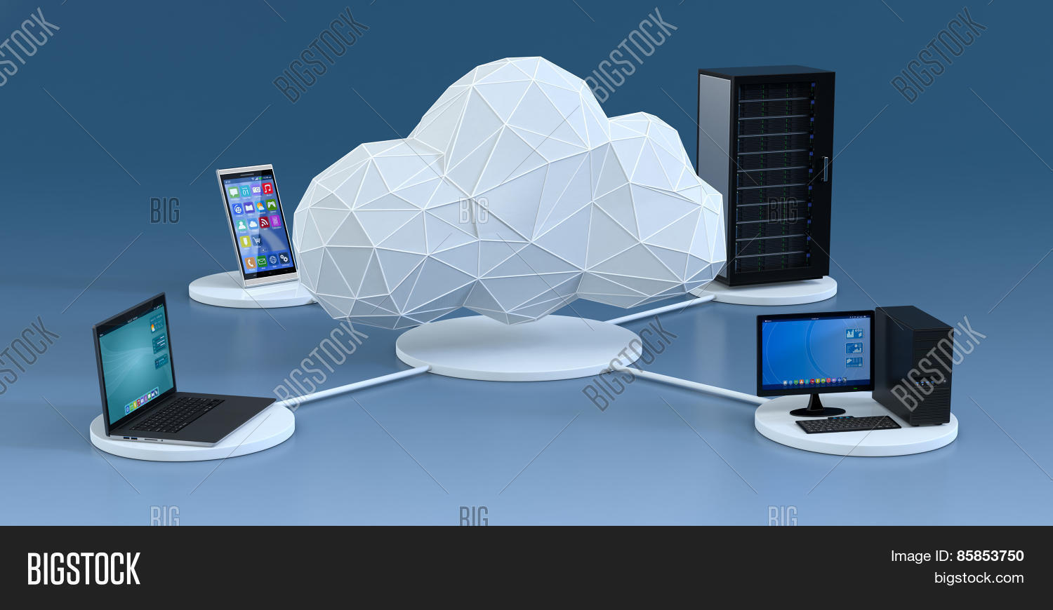 Concept Cloud Image & Photo (Free Trial) | Bigstock