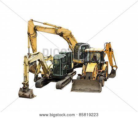 Mechanical Shovel.