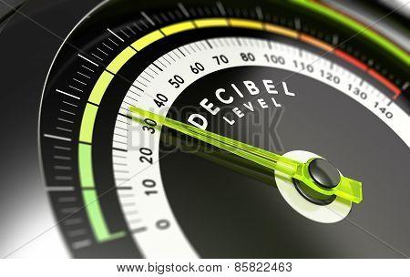 Decibel Level, Db