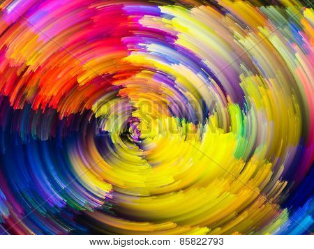 Dance Of Color