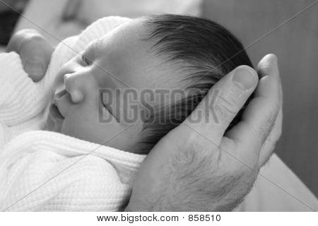 Neue Baby geboren