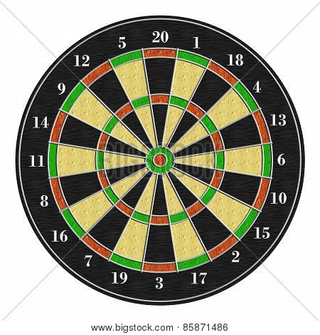 Dartboard ~ Target