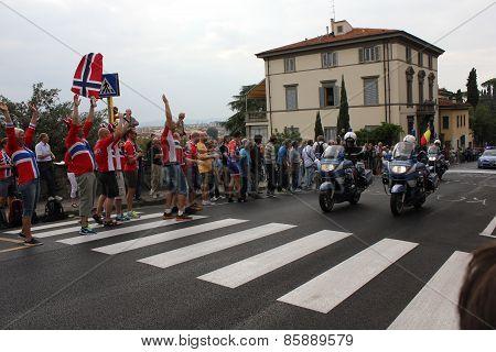 Uci Road World Championships Tuscany 2013
