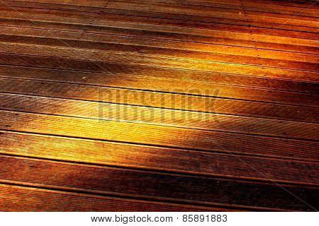 Wooden Paving Texture