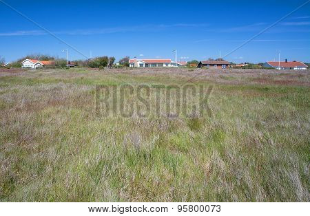 Seaside residential homes