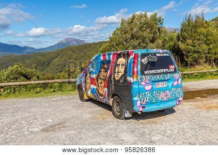 Hippie Van Australia