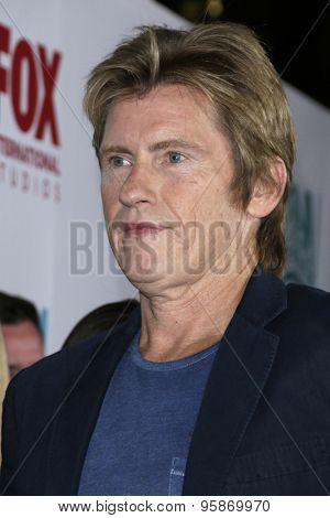 SAN DIEGO - JUL 10:  Denis Leary at the 20th Century Fox Party Comic-Con Party at the Andaz Hotel on July 10, 2015 in San Diego, CA