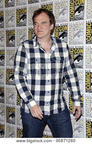 SAN DIEGO - JUL 11:  Quentin Tarantino at the