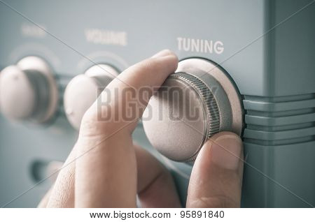 Hand Tuning Fm Radio