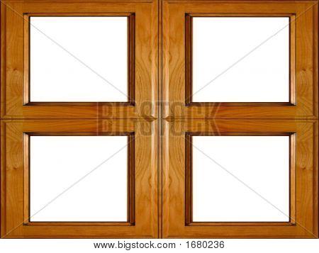 Alder Wood Picture Frame