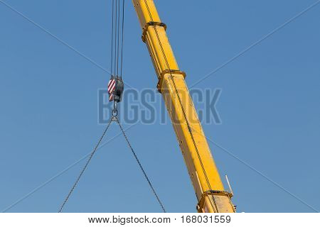 Crane Hook Lifting Load