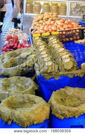 Grape Leaves For Sale