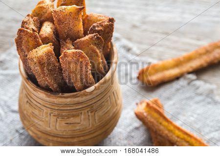 Churros - Famous Spanish Dessert