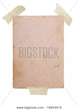 Vintage photo, clipping path, big collection