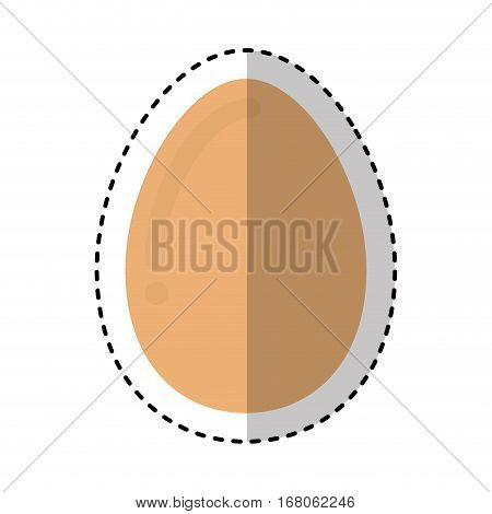 eggs fresh nutritious food vector illustration design