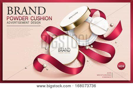 Powder Cushion Ad