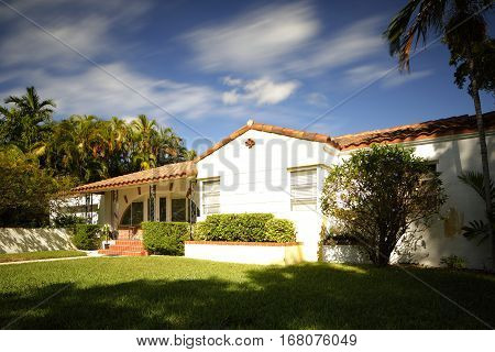 Image of a historic Florida home in Florida