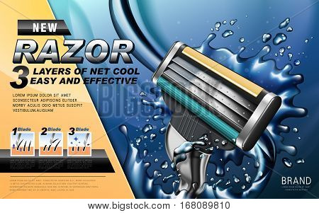 New Shavers Ad