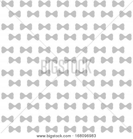 bowtie father day festive party seamless pattern vector illustration eps 10