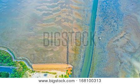 Aerial Photography At Sapan Hin Park
