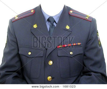 Military Form