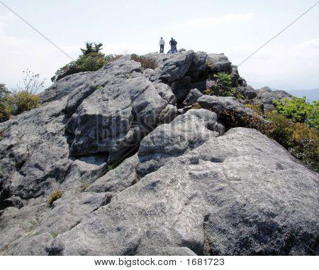 Climbing Rock People
