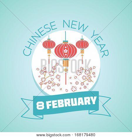 8 February  Chinese New Year