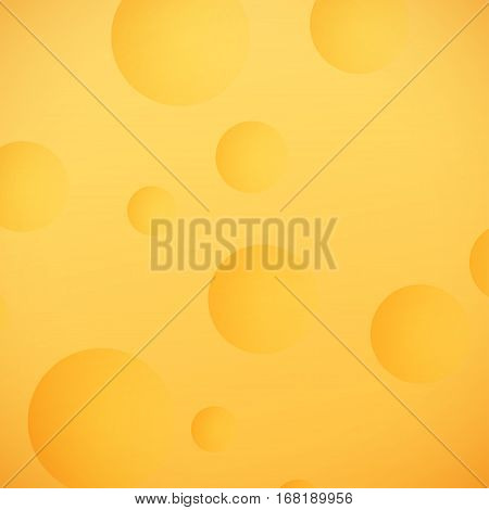 Lunar Surface Background ,Yellow Moon, Space Planet with Craters