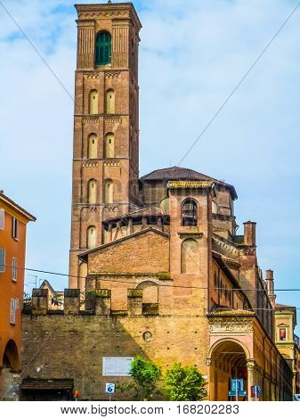 Hdr San Giacomo Maggiore In Bologna
