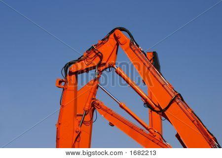 Orange Machinery