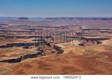 Canyonlands national park, Moab in Utah, USA