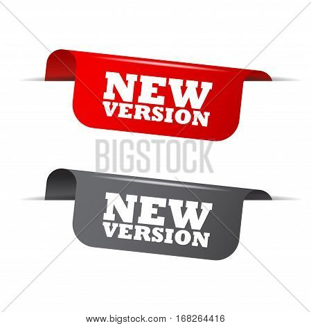 new version element new version red element new version gray element new version vector element new version set elements new version design new version sign new version new version eps10