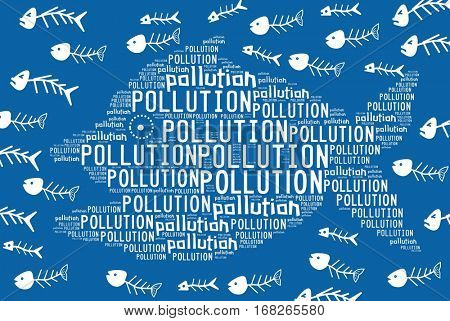 Pollution kills fish