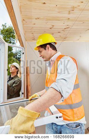 Window fitting installation process for woodhouse modernization