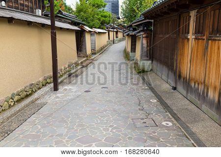 Japanese Nomura Samurai House