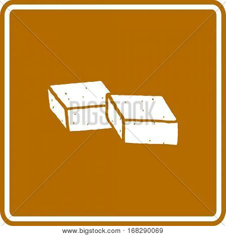 bouillon cubes sign