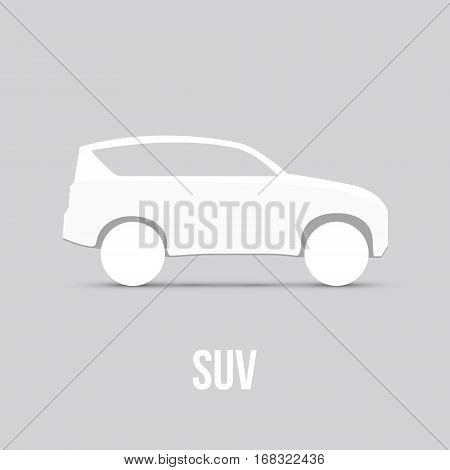 Sample Car Icon Isolated Vector illustration EPS10