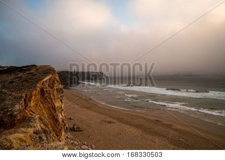 Portugal - Fort And Beach