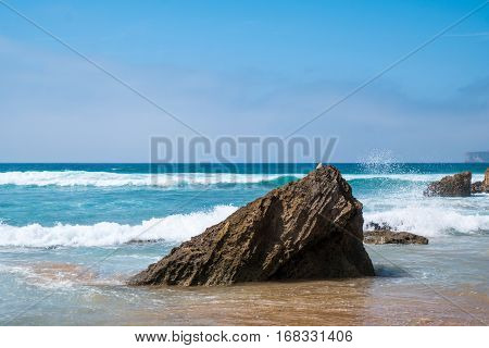 Portugal - Rocks In The Atlantic