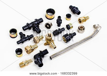 set of bushings and boltsneeds for engineering