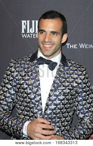 LOS ANGELES - JAN 8:  Danell Leyva at the Weinstein And Netflix Golden Globes After Party at Beverly Hilton Hotel Adjacent on January 8, 2017 in Beverly Hills, CA