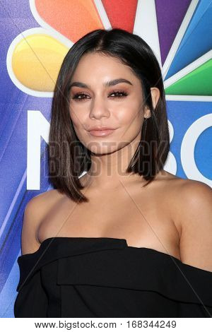 LOS ANGELES - JAN 18:  Vanessa Hudgens at the NBC/Universal TCA Winter 2017 at Langham Hotel on January 18, 2017 in Pasadena, CA