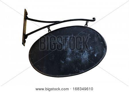 The image of singboard