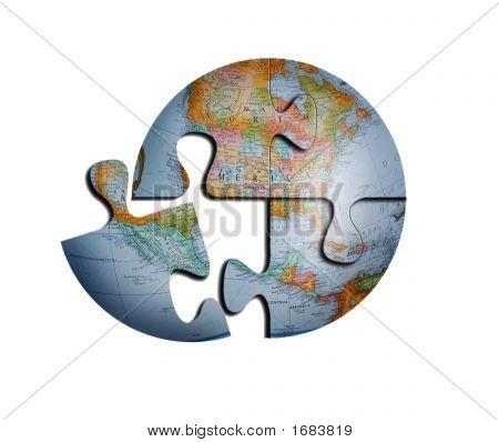 Broken World Puzzle #1