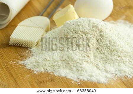 Flour And Baking Ingredients