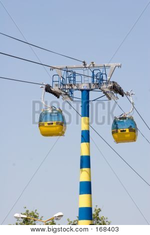 Cable Gondola Cars