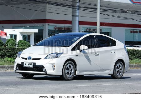 Private Car, Toyota Prius Hybrid System
