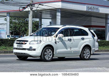 Private Suv Car, Chevrolet Captiva