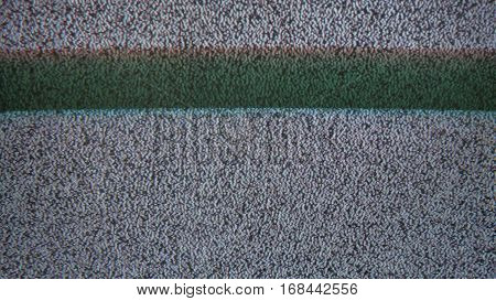 noise interference tv bad signal screen television